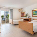 Habitaciones - Residencia Cala Estancia